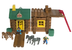 lincoln logs wild west ranch piece