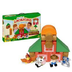 lincoln logs farm real wood classic