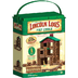original lincoln logs building fort piece