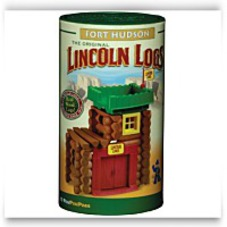 Fort Hudson Lincoln Logs