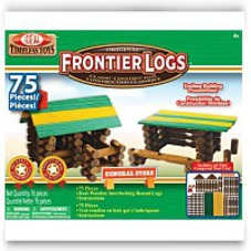 Poofslinky 075L Frontier Logs Classic