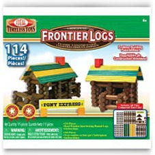 Poofslinky 114L Frontier Logs Classic