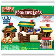 Poofslinky 160L Frontier Logs Classic