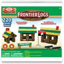 Save Poofslinky 220L Frontier Logs Classic