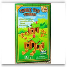 Tumble Tree Timbers 37482 104 Piece Set