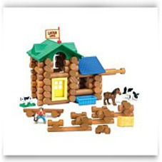 White River Ranch Building Set