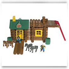 Wild West Ranch 150 Piece Set