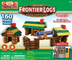 poof-slinky ideal frontier logs classic wood