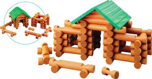 Maxim Tumble Tree Timbers, 77 Piece