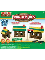 Poofslinky 220L Frontier Logs Classic